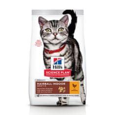 "Hill's hrana za mačke Science Plan Feline Adult ""HBC for indoor cats"" Chicken, 3 kg"