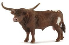 Schleich Texasský longhornský býk 13866