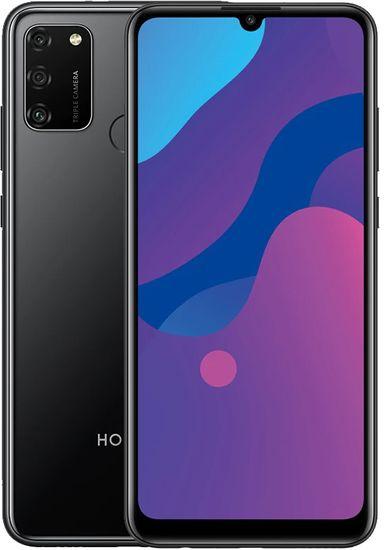 Honor 9A mobilni telefon, 3GB/64GB, črn