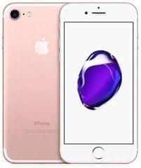 Apple Refurbished iPhone 7, 32GB, Rose Gold