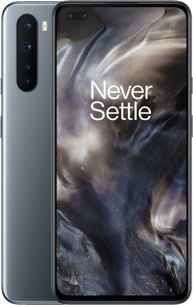 OnePlus Nord, 12GB/256GB, Gray