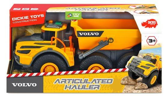 DICKIE Ciężarówka przegubowa Volvo 23 cm