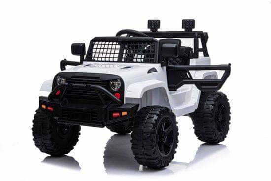 Beneo Elektrické autíčko OFFROAD s pohonem zadních kol, 12V baterie, Vysoký podvozek, široké sedadlo