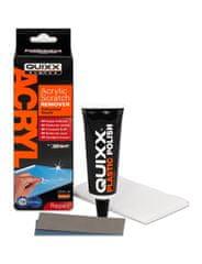 Quixx Odstraňovač škrabancov z plexiskla 50g