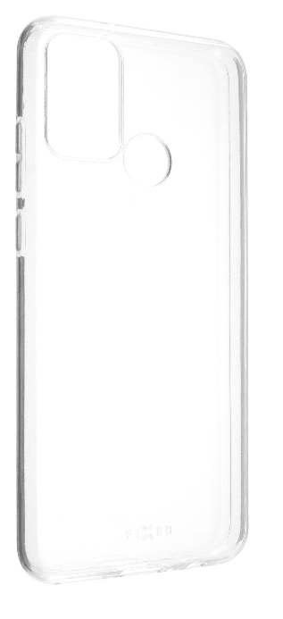 FIXED TPU gelové pouzdro pro Honor 9A, čiré FIXTCC-580