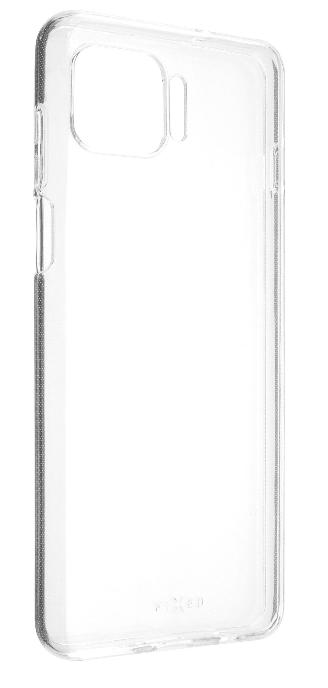FIXED TPU gelové pouzdro pro Motorola Moto G 5G Plus, čiré FIXTCC-589