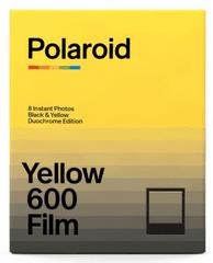 POLAROID 600 film, barvni, enojno pakiranje, Black & Yellow Edition