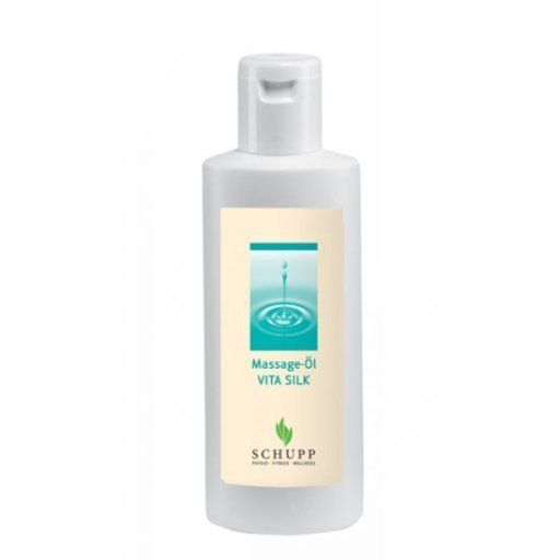 Schupp Masážní olej Vita Silk - 200 ml