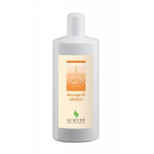 Schupp Masážny olej Pomaranč - 1000 ml