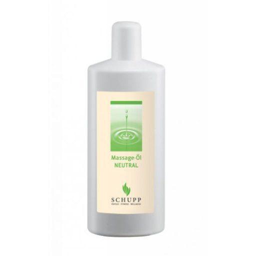 Schupp Masážny olej Neutral - 1000 ml