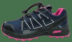V+J otroški športni čevlji 684009 Navy/Fuxia, 34, temno modri
