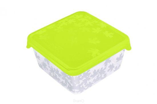 BRANQ Dóza na potraviny Rukkola 0,45l - čtverec