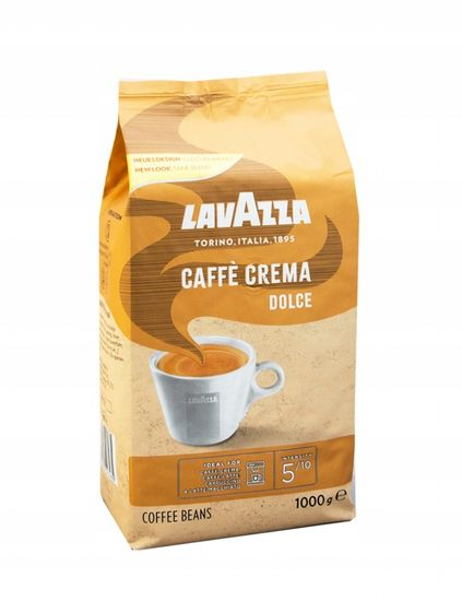 Lavazza Retail Caffe Crema Dolce 1kg