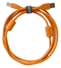 UDG Gear Ultimate Audio Cable USB 2.0 A-B Orange Straight 3m