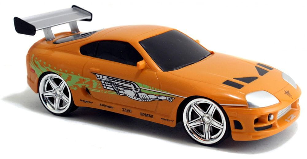 Rychle a zběsile RC auto Brian's Toyota 1:24 - rozbaleno