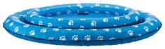 Trixie Plovoucí člun pro psy, nafukovací, 130 x 90cm, modrá