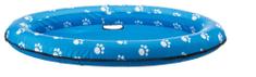 Trixie Plovoucí člun pro psy, nafukovací, 97 x 65cm, modrá