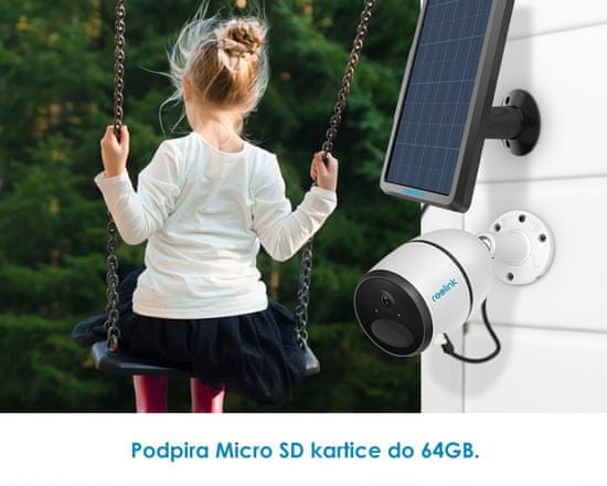 Reolink Reolink GO kamera, zunanja, brezžična, 4G-LTE, 1080p Full HD