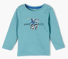 s.Oliver chlapecké tričko 50/56, světle modrá