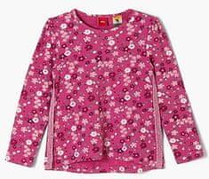 s.Oliver dívčí tričko 116/122, růžová