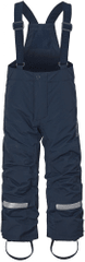 Didriksons1913 dětské zateplené kalhoty D1913 IDRE 80 tmavě modrá