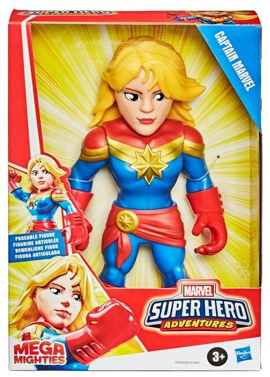 Avengers Mega Mighties figura Captain Marvel
