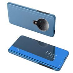 MG Clear View usnjeni ovitek za Xiaomi Redmi K30 Pro / Poco F2 Pro, modra