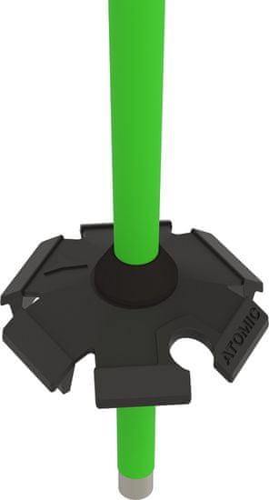 Atomic Redster X Sqs smučarske palice Green