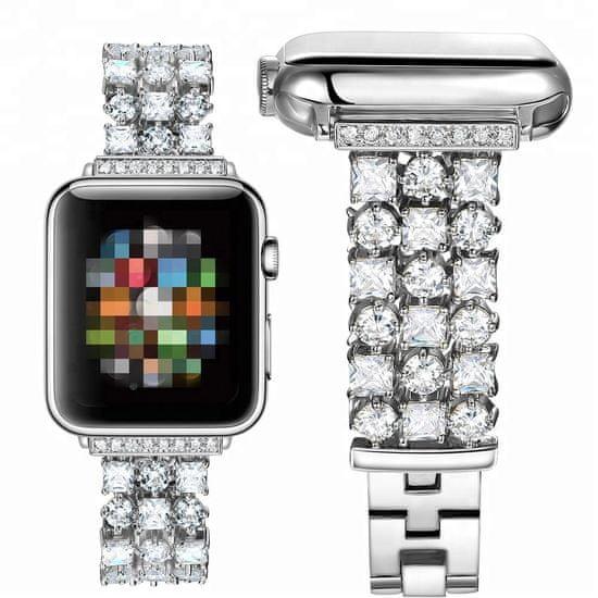 MAX Náhradní řemínek pro Apple watch MAS21 38/40mm