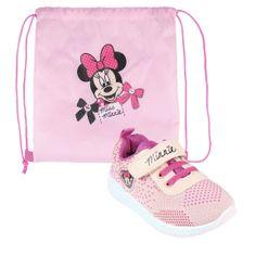 Disney 2300004617 Minnie dekliške superge, roza, 24