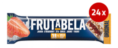 Fructal Frutabela rezina, jagoda, 24 x 30 g