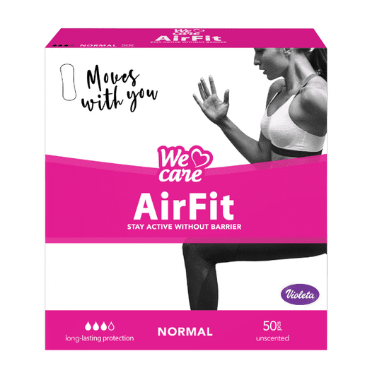 Violeta Air Fit dnevni ulošci, normal, 50 komada