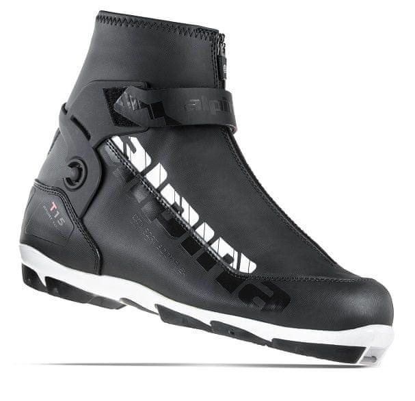 Alpina Běžecká obuv T 15, černá, 20, vel. 44