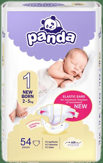 Panda New born 2-5 kg 54 ks