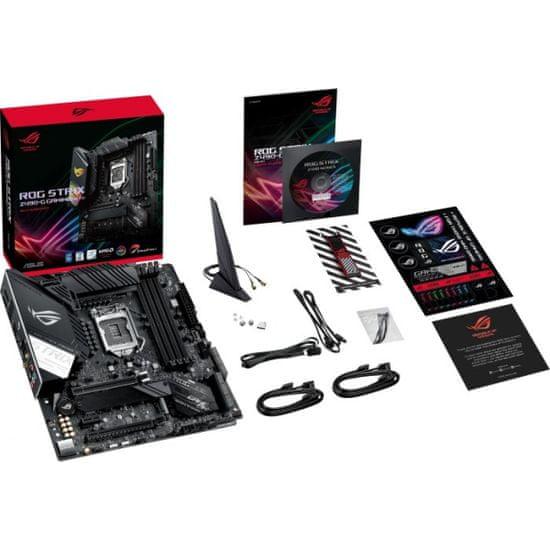 Asus ROG Strix Z490-G Gaming (Wi-Fi) osnovna plošča, LGA1200, mATX