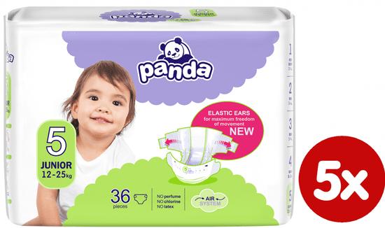 Panda Junior - 36 ks x 5 (180ks)