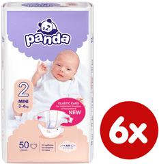 Panda Mini - á 50 ks x 6 (300ks)