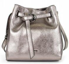 Tamaris stříbrná kabelka 30630