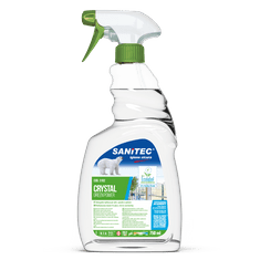 Sanitec GREEN POWER ECO Okna, skla a chrom, 750 ml