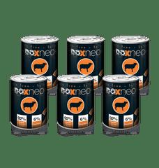 Doxneo 2 konzerva jehně 6x400 g