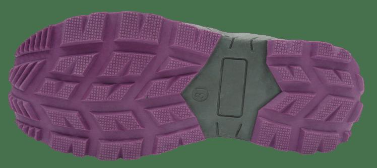 V+J dětská kotníčková obuv 25900 Lila 33 fialová