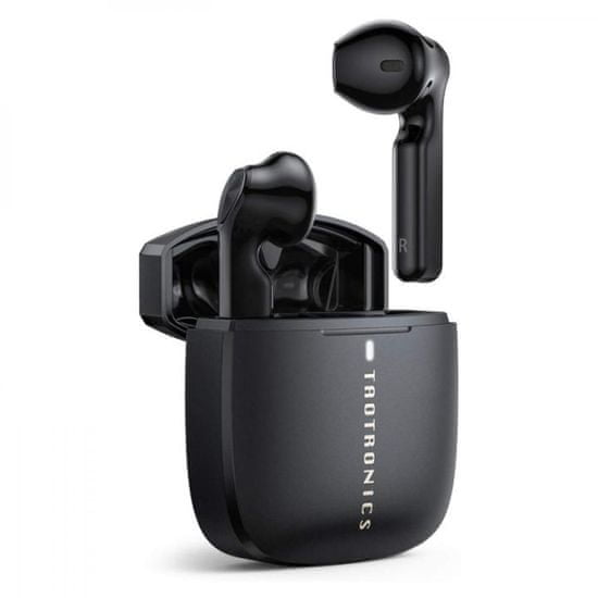 TaoTronics SoundLiberty 92 TWS slušalke, črne