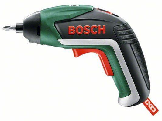 Bosch Aku šroubovák IXO V + Bitset (0.603.9A8.00S)