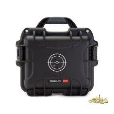 Nanuk Odolný kufr model 905 na náboje - černý