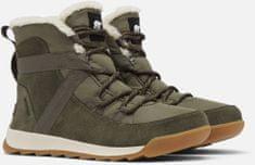 Sorel Whitney II Flurry ženski zimski čevlji, 37, zeleni