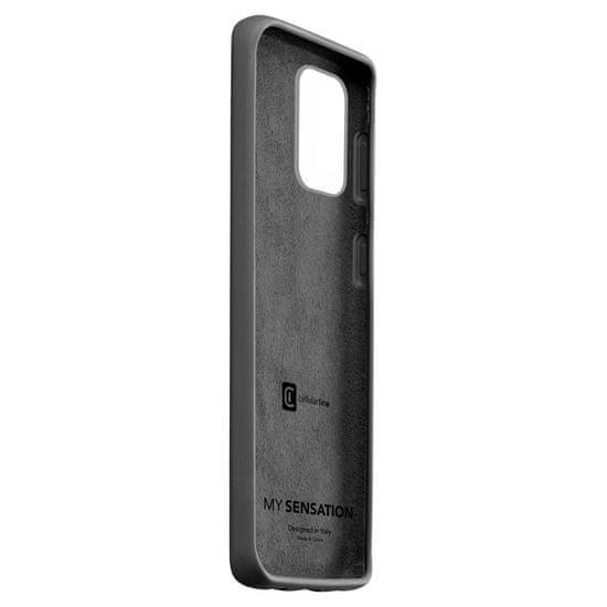 CellularLine Sensation ovitek za Samsung Galaxy Note 20 Ultra, črn