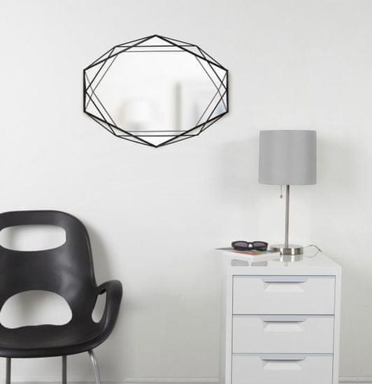 shumee Črno ogledalo PRISMA