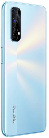 realme 7 pametni telefon, 6GB/64GB, Mist White
