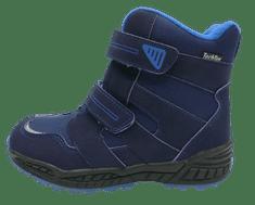 V+J 25900 Blau otroški gležnjarji, temno modri, 30