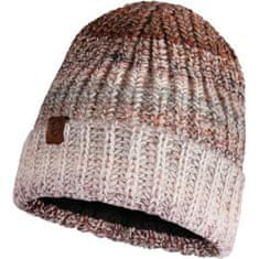 BUFF® pletena kapa, unisex, univerzalna velikost, sivo-roza
